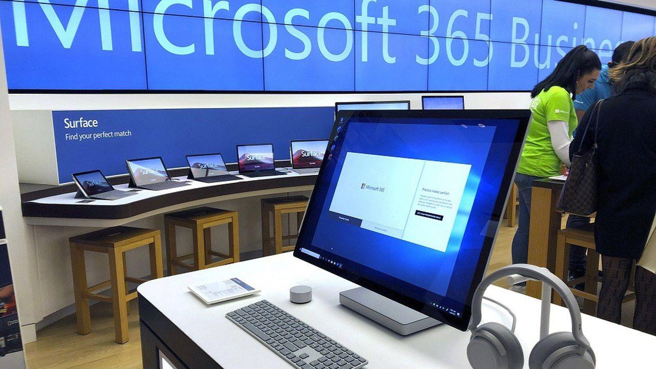 Microsoft a annoncé que sa prévision de chiffre d'affaires pour Windows et sa gamme d'ordinateurs Surface pour le trimestre en cours ne serait sans doute pas atteinte.