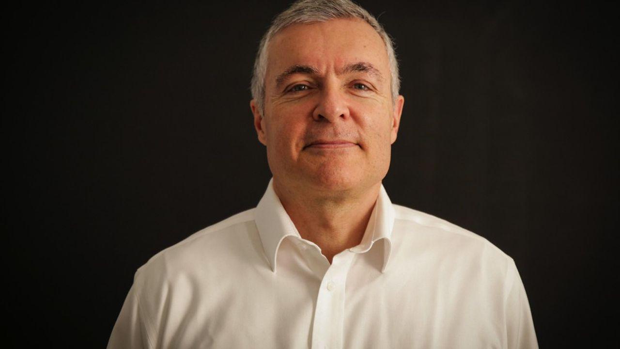 Pierre Noizat, un des cofondateurs de Paymium envisage une levée de fonds pour poursuivre le développement de sa plateforme d'échange de cryptomonnaies.