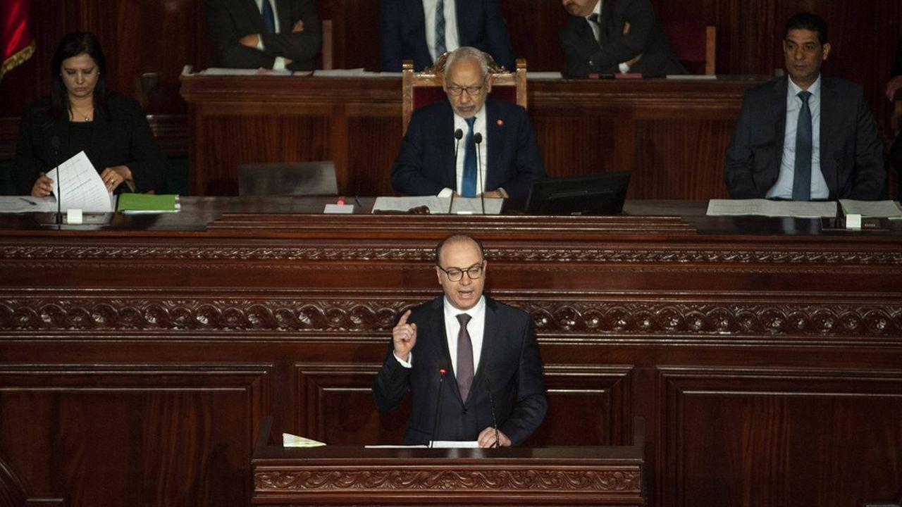 Elyes Fakhfakh a réuni dans son gouvernement des représentants de tous bords politiques.