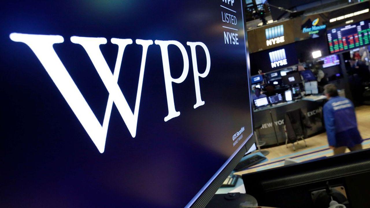 WPP fait face à un marché publicitaire défavorable, entre ralentissement de la croissance mondiale et concurrence des géants américains du numérique.