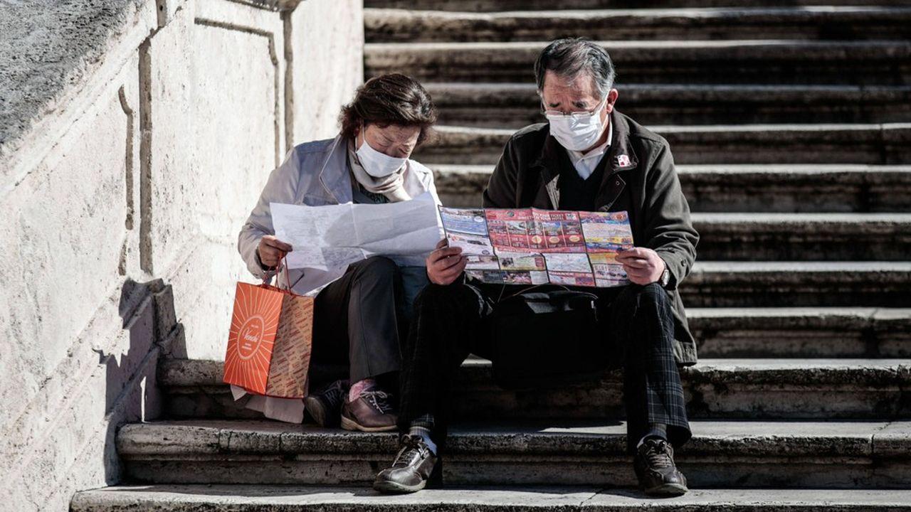 Les économies les plus touchées seront celles qui sont le plus dépendantes des touristes chinois.