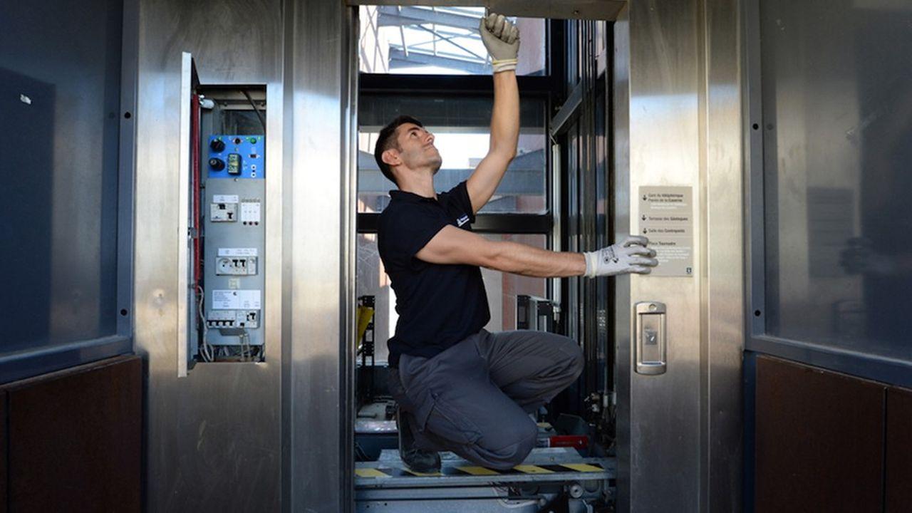 Thyssenkrupp a annoncé la vente de sa division ascenseurs.