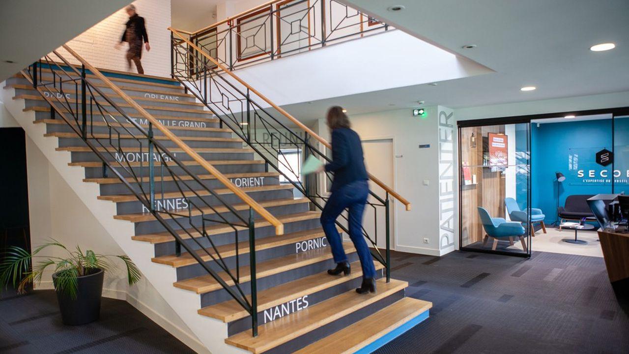 Pour Secob, qui compte 250 salariés et est contrôlé par 12 associés, l'engagement dans le digital est «un passage obligé».