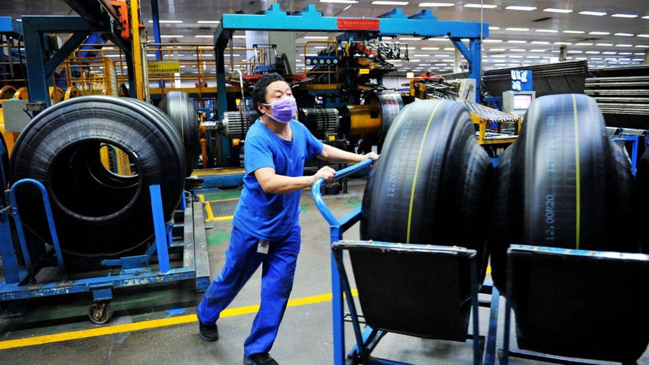 Depuis la crise financière, l'approvisionnement des entreprises américaines et européennes en Asie a continué à se développer.