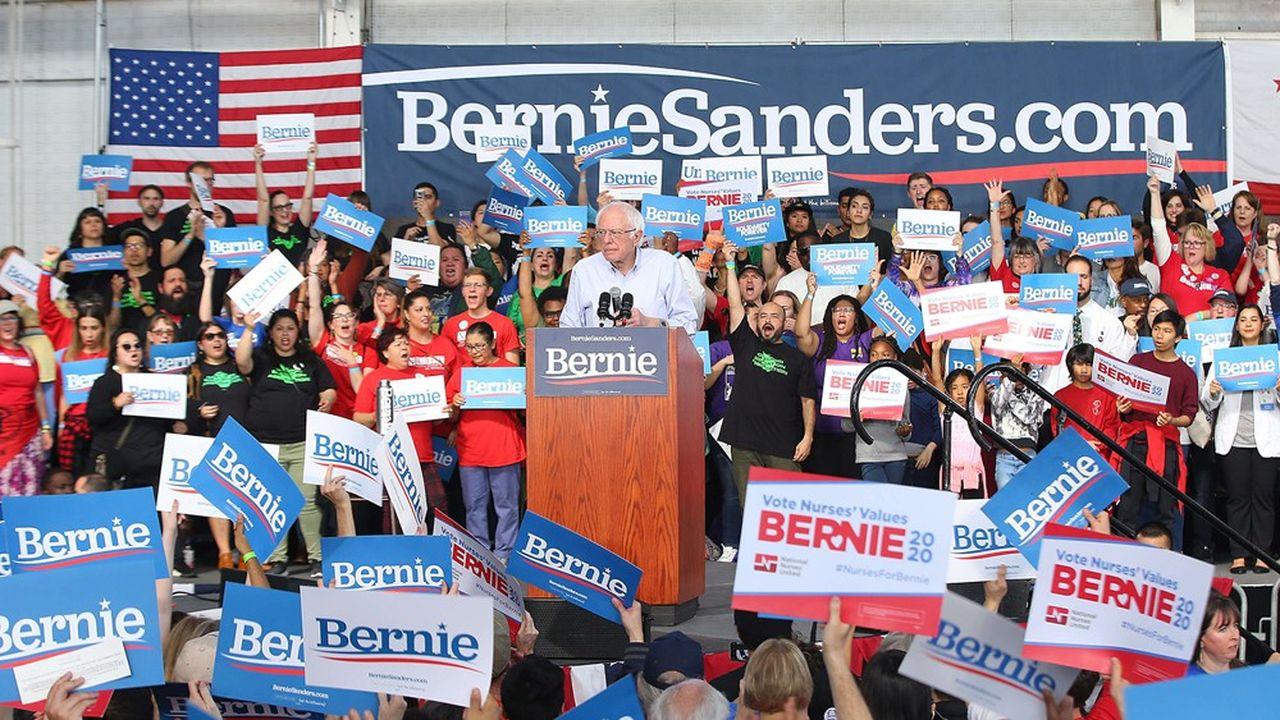 Le programme de Bernie Sanders correspond, ni plus ni moins, à ce qu'en Europe on appelle une social-démocratie, mais aux Etats-Unis il est évidemment accusé « de vouloir supprimer la liberté »