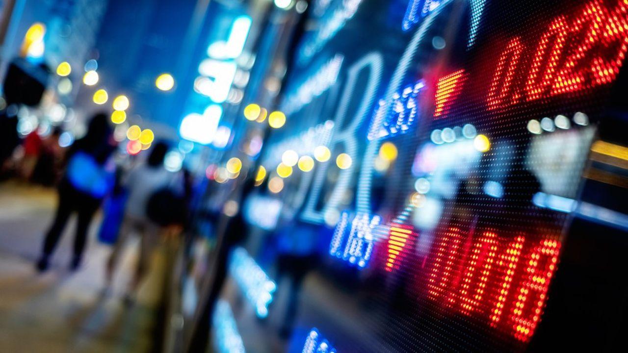 La chute du taux américain à dix ans est le signe que les investisseurs se ruent sur la dette américaine, considérée comme une valeur refuge.