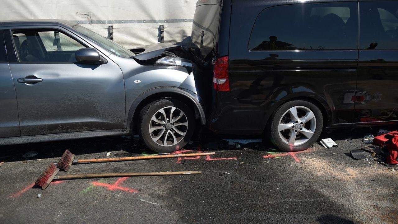 Le nombre d'accidents sur les routes de Haute-Savoie a baissé de 14%.