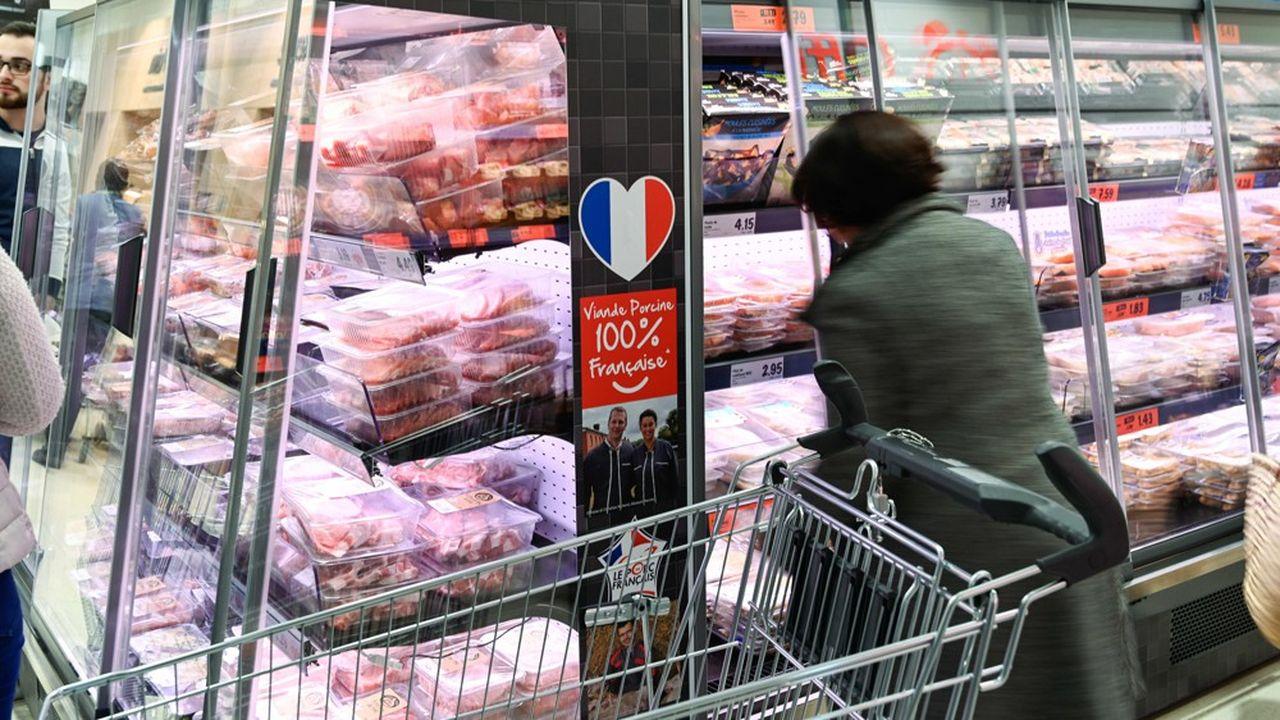 Le consommateur rêve de pouvoir, d'un clic, obtenir le carnet de famille d'un produit alimentaire.