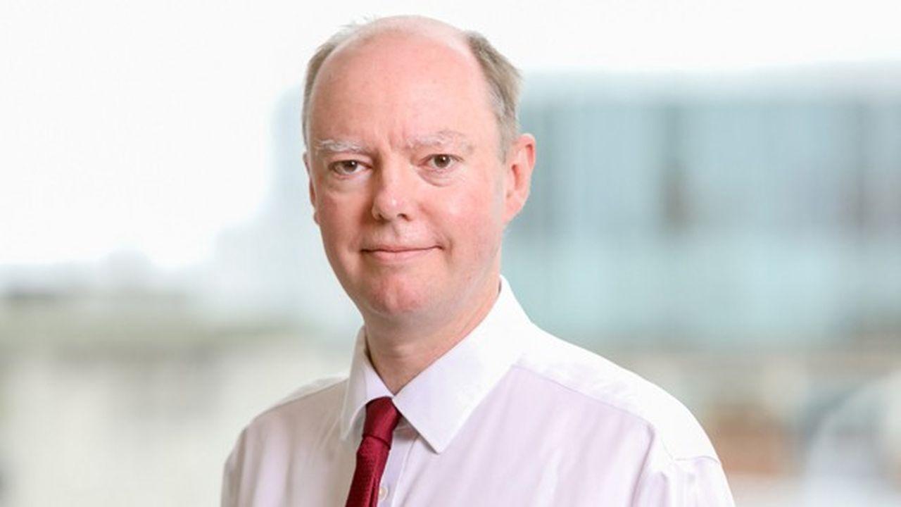 Chris Witty est leprincipal conseiller médical du gouvernement britannique, médecin en chef pour l'Angleterre.