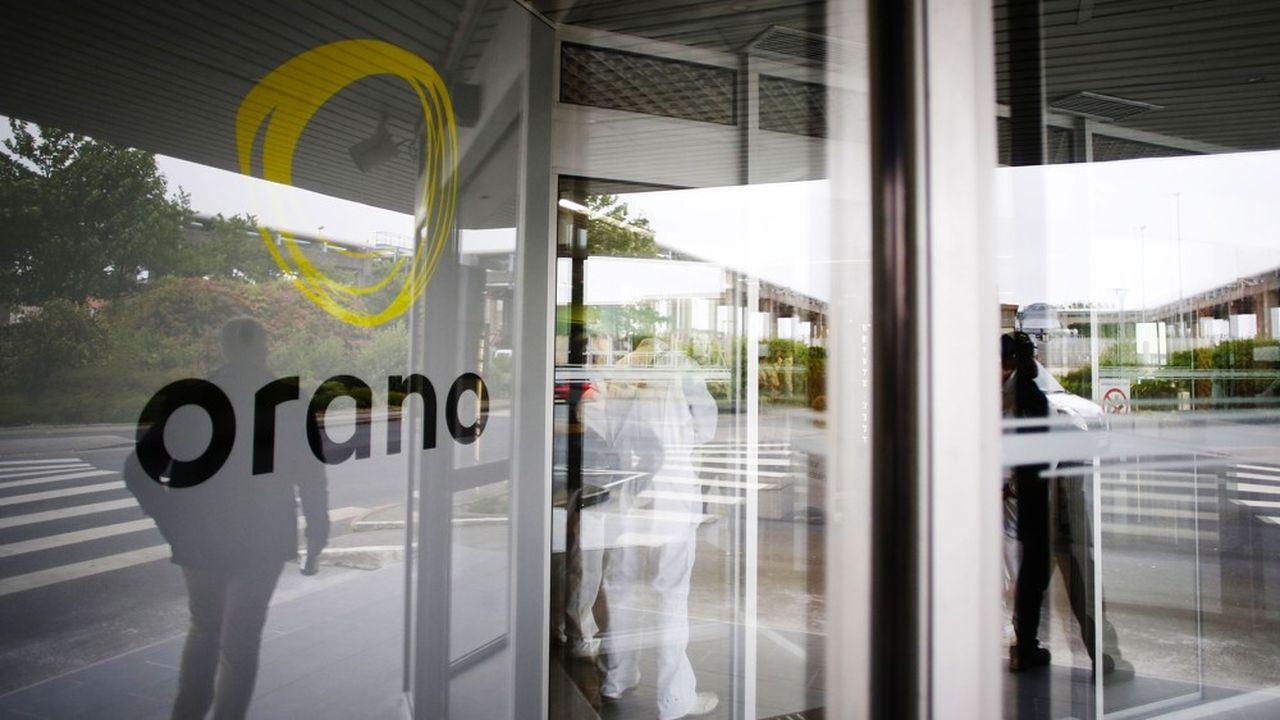 Orano se dit optimiste pour2020, tablant sur une «poursuite de la croissance du chiffre d'affaires»