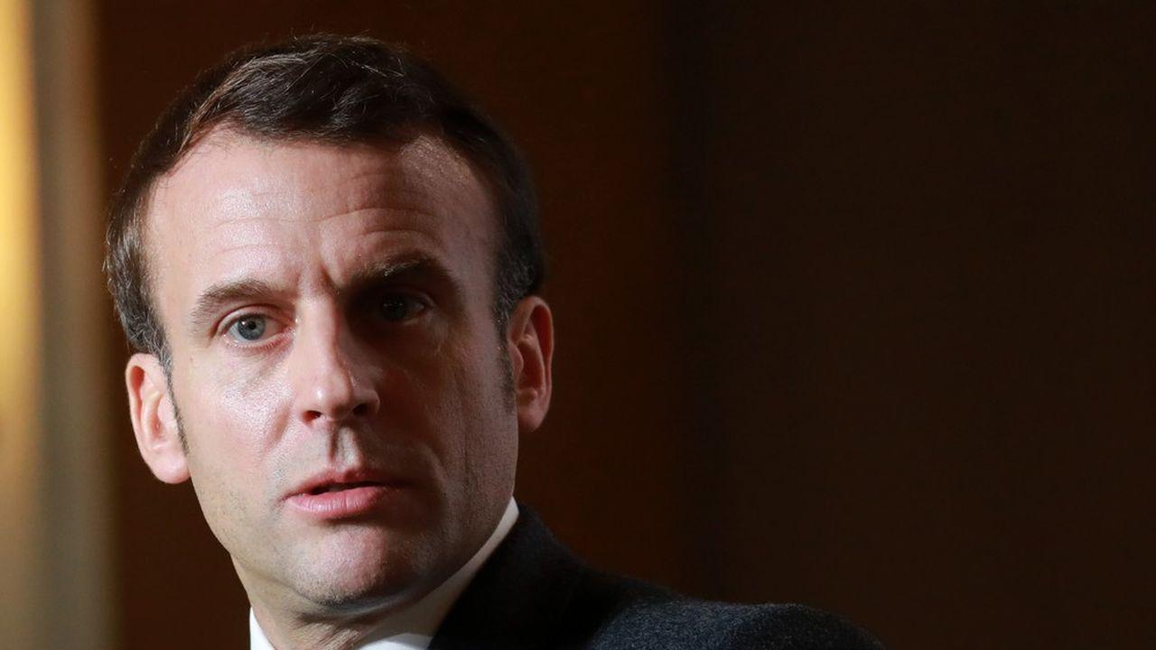 Emmanuel Macron préside samedi matin un Conseil de Défense suivi d'un Conseil des ministres exceptionnels.