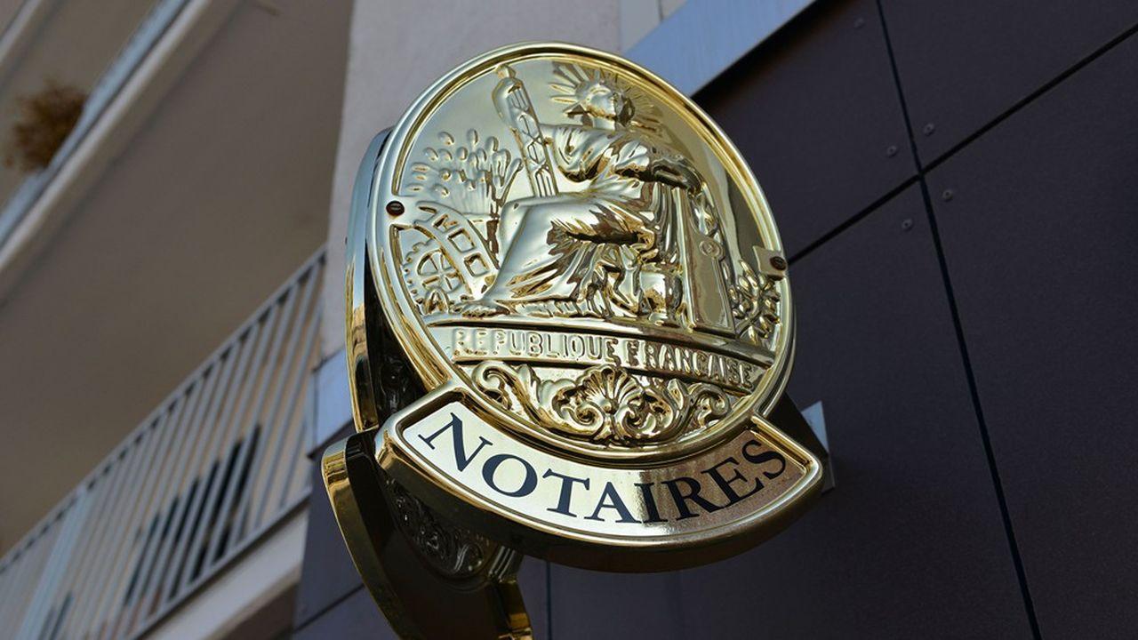 Les notaires verront les tarifs de leurs actes diminuer en moyenne de 2,5%.