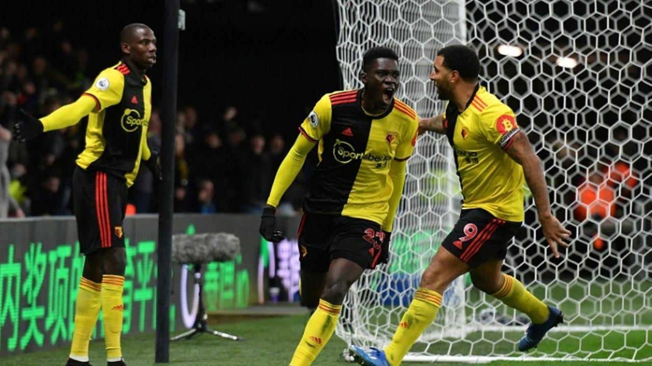 Watford met fin à l'invincibilité de Liverpool