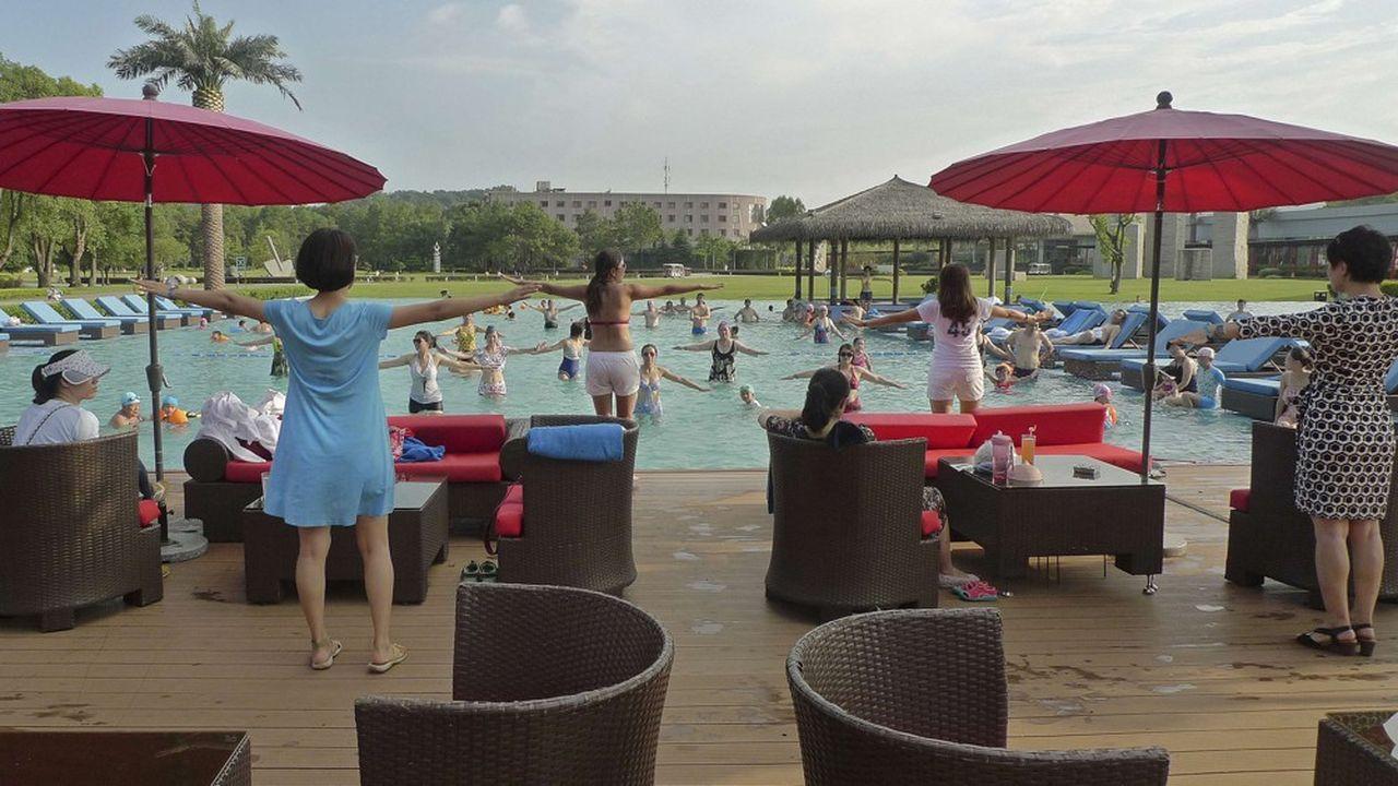 A l'instar de ses six autres complexes chinois, le village de Club Med de Guilin (notre photo) est actuellement fermé. La «Grande Chine» - Hong Kong et Taiwan compris - est le deuxième marché de l'opérateur, après la France, avec quelque 240.000 clients en 2019.