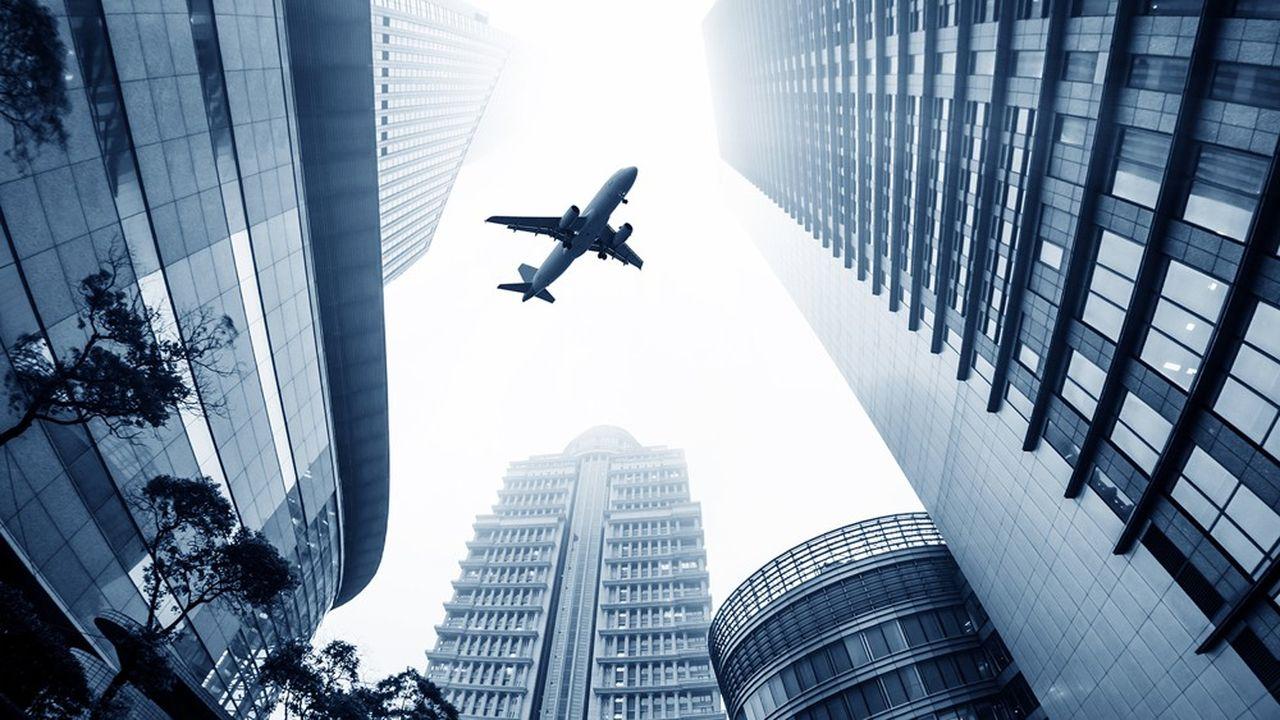 BCD, CWT et AMerican Express GBT, les trois géants du voyage d'affaires.