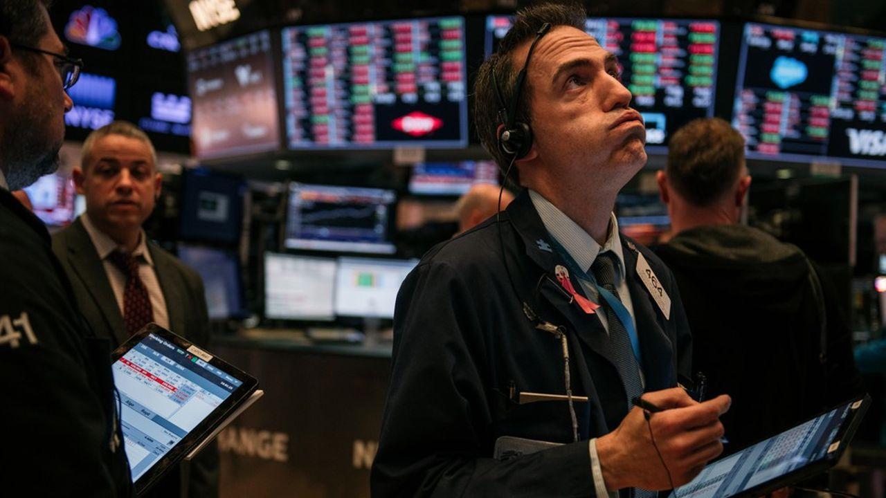 Avec la chute des Bourses mondiales, environ 6.000milliards de dollars de capitalisation sont partis en fumée depuis le début de la semaine.