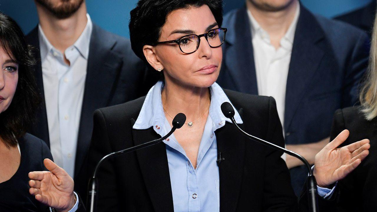 Rachida Dati se situe désormais devant Anne Hidalgo dans les intentions de vote à Paris.