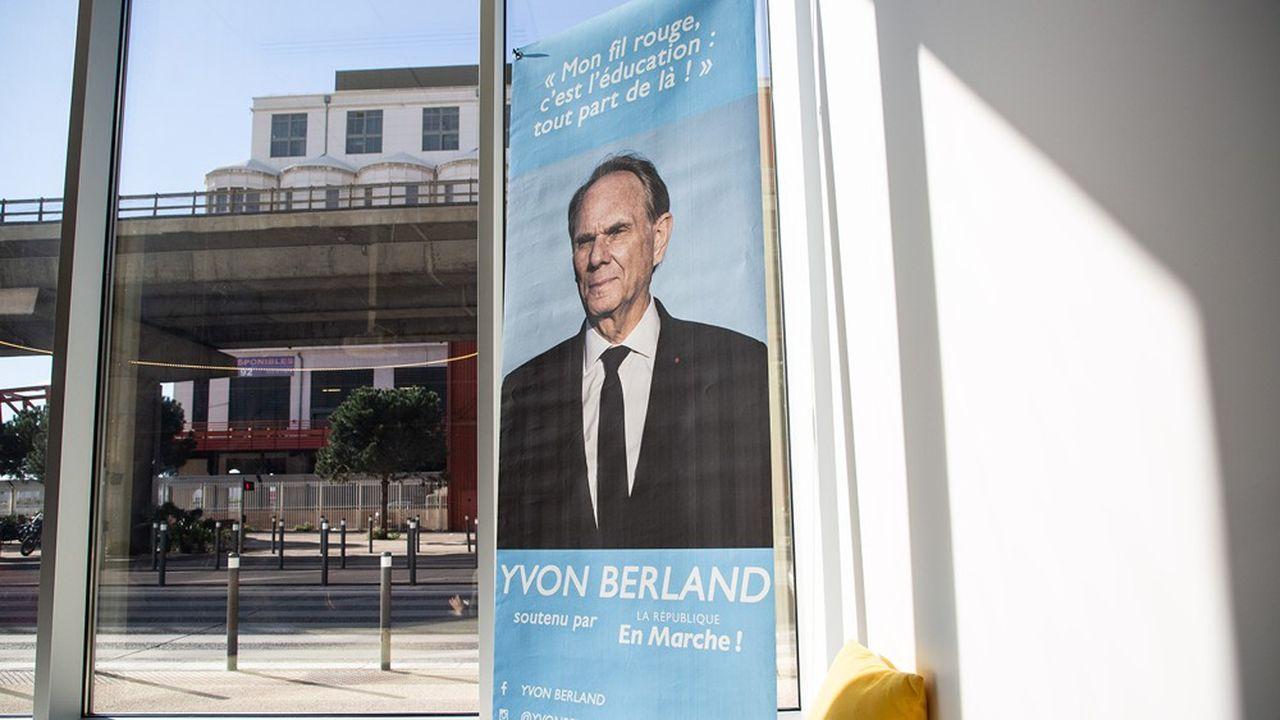 Comme Yvon Berland ici à Marseille, les candidats LREM aux élections des 15 et 22mars sont déjà à la peine. Le recours au 49.3 ne va rien arranger.