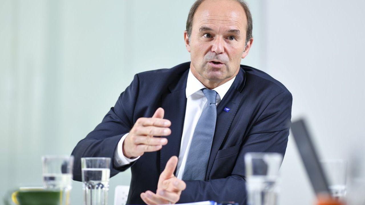 «Qui veut croître sur le marché mondial doit participer à la croissance chinoise», martèle le patron de BASF, Martin Brudermüller.