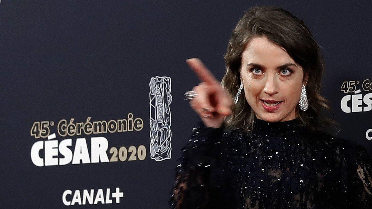 Adèle Haenel a quitté la cérémonie des César à l'annonce de la récompense décernée à Roman Polanski.