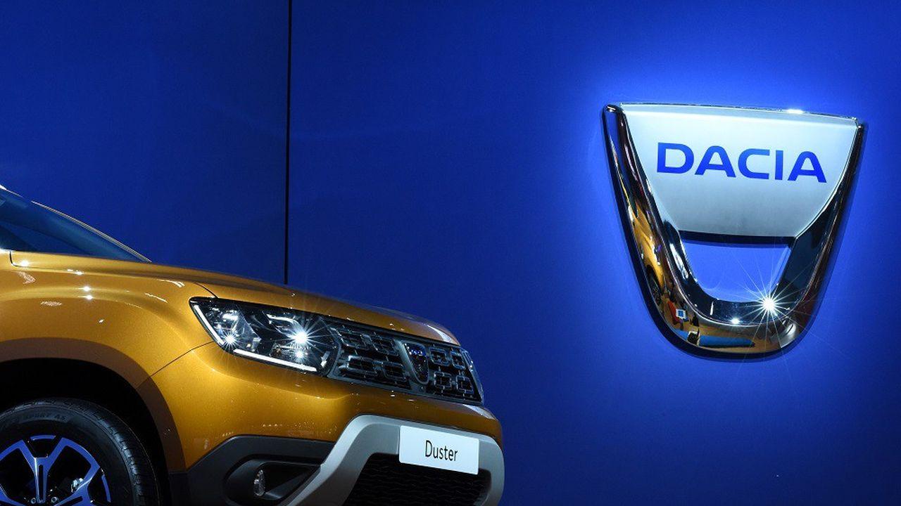 La marque Dacia a reculé de 27%, plombant les résultats de Renault.