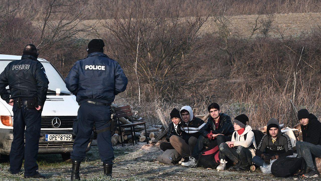 Selon l'ONU, ce ne sont pas moins de 13.000 migrants qui se sont massés à la frontière gréco-turque ces dernières heures.