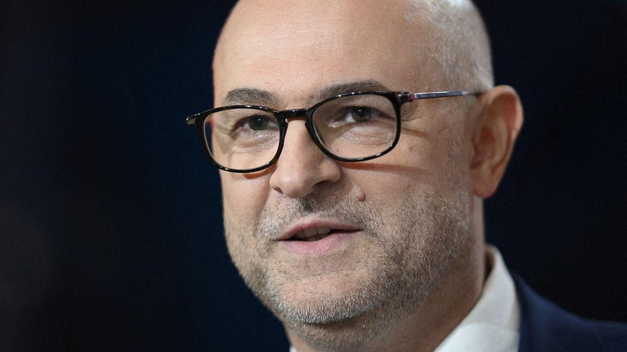 Laurent Pietraszewski, secrétaire d'Etat chargé des retraites.