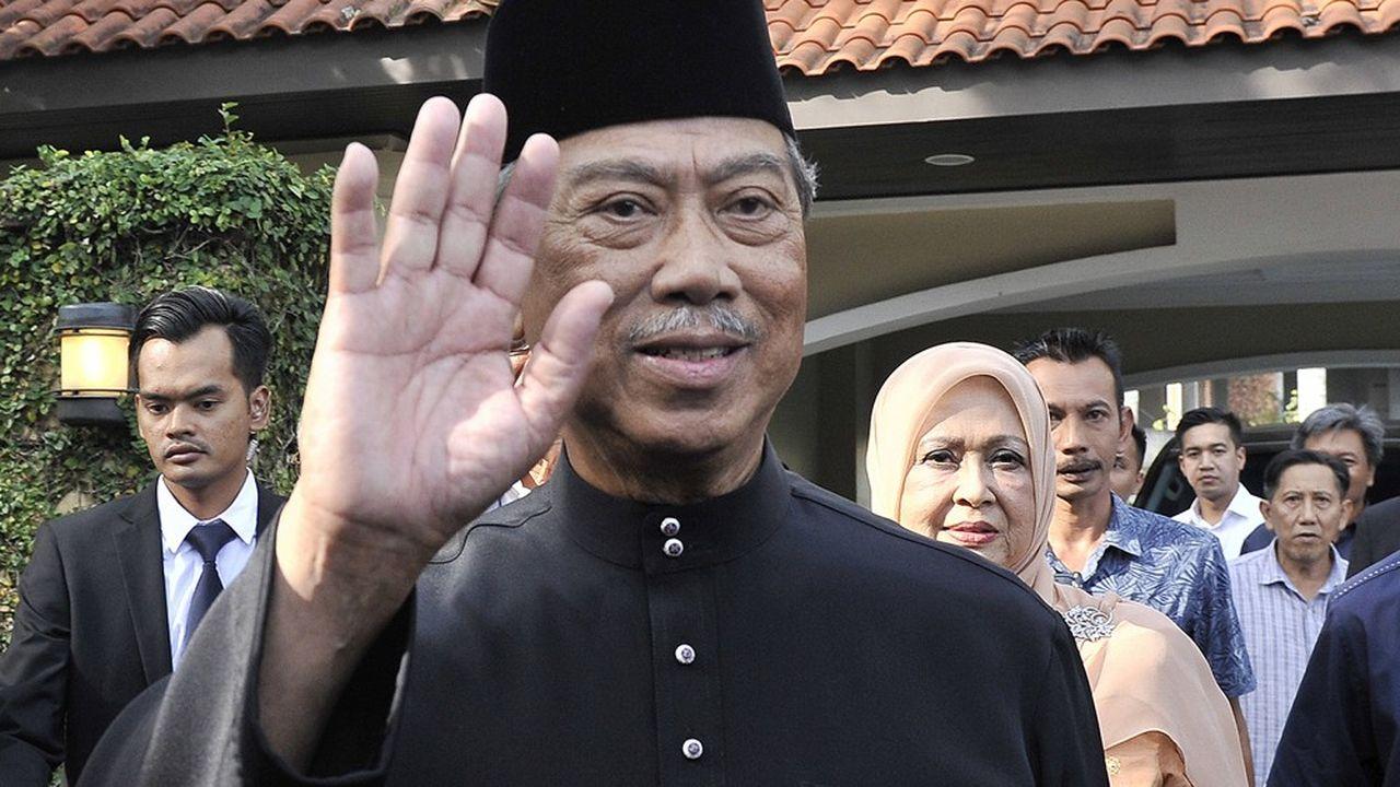 Muhyiddin Yassin était jusque-là ministre de l'Intérieur. Il a été Premier ministre adjoint de Najib Razak.