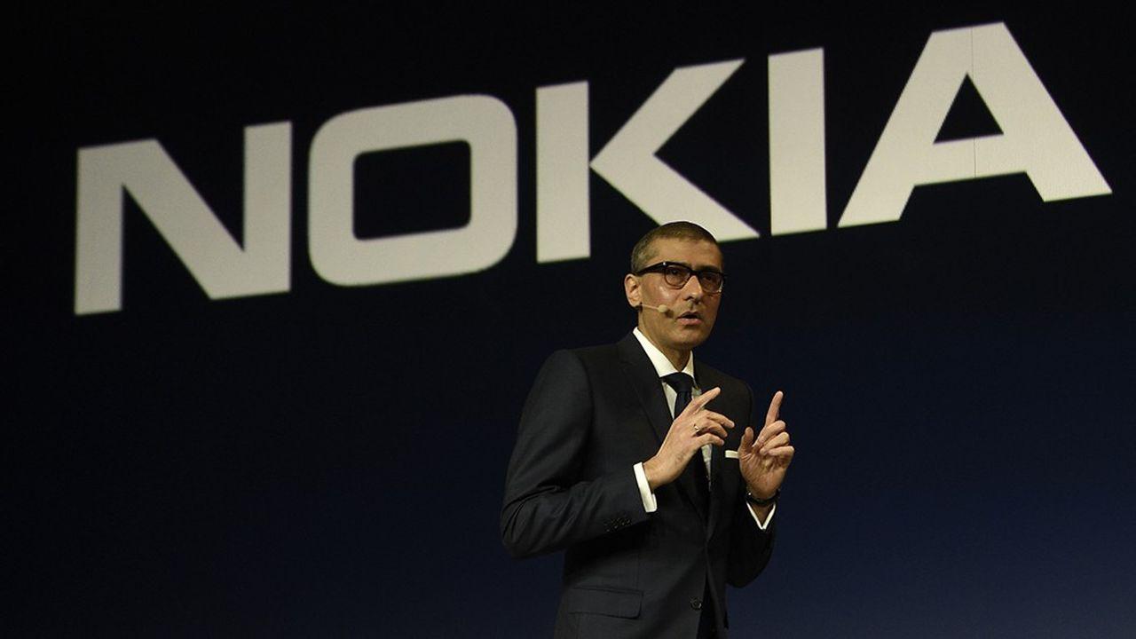 Rajeev Suri a passé 25 ans chez Nokia dont 10 ans à sa tête. Le directeur général de Nokia va passer le flambeau le 1erseptembre à Pekka Lundmark.