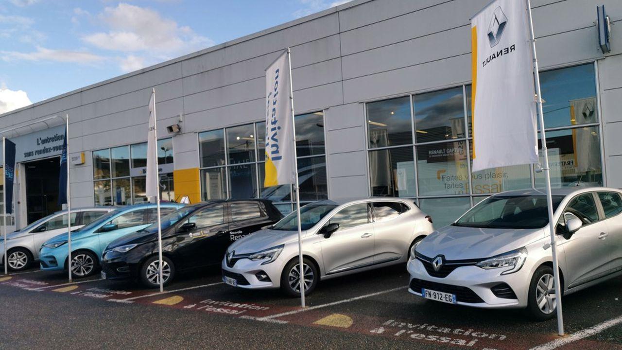 «L'objectif de Renault est de réaliser, dès 2020, 10% de nos ventes avec des véhicules 100% électriques ou hybrides rechargeables», explique Gilles Normand, directeur de la mobilité électrique du groupe.