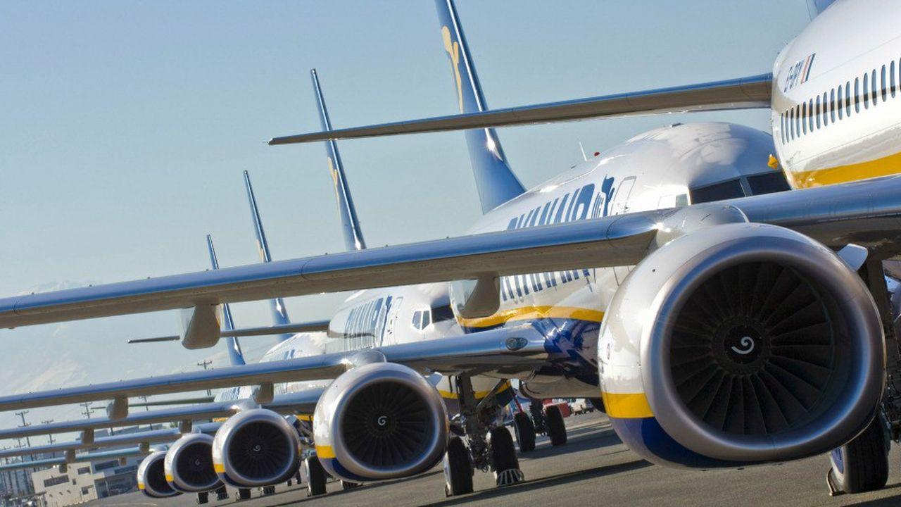 Ryanair va réduire son offre de 25% sur ses lignes italiennes.