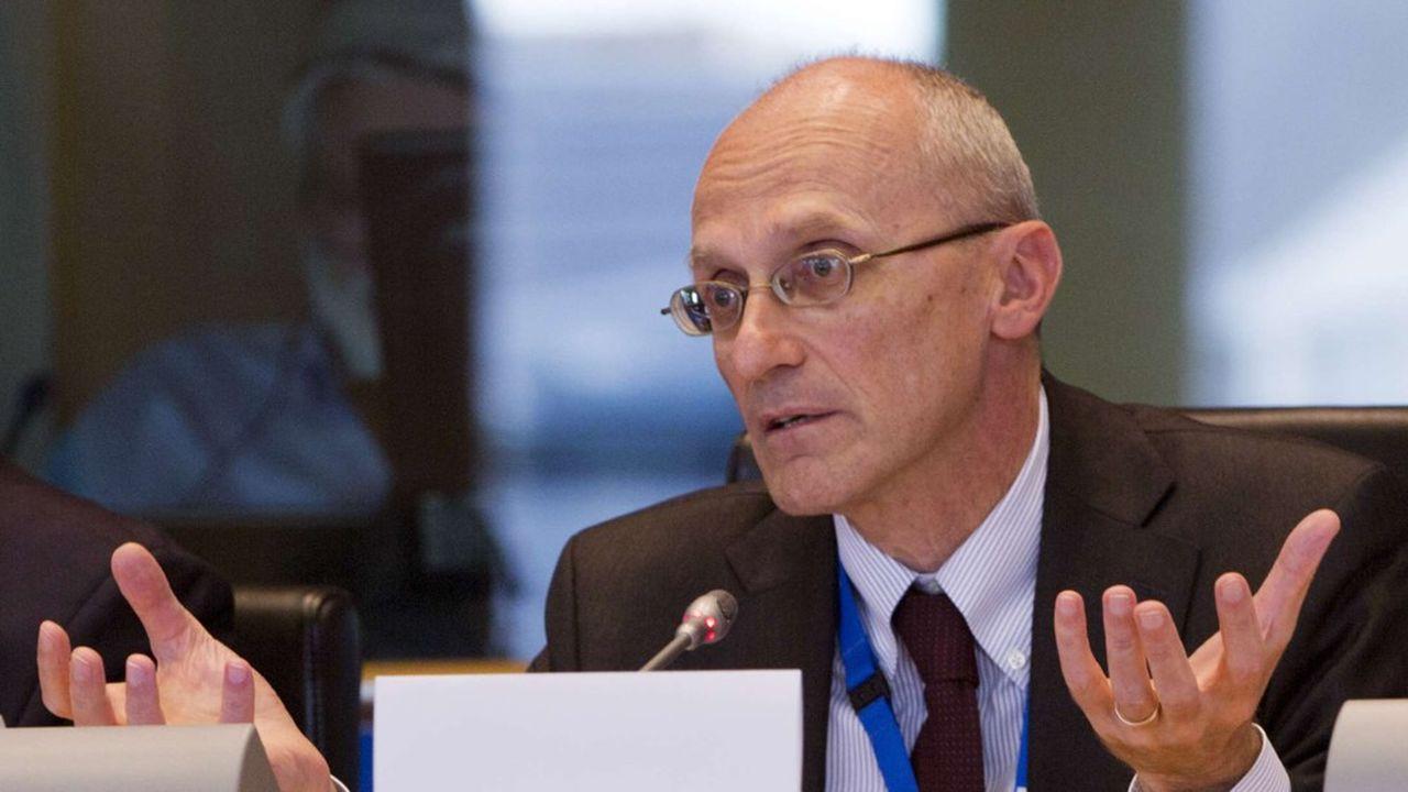 Le président du conseil de supervision prudentielle Andrea Enria veut clarifier sa politique en matière de «badwill».