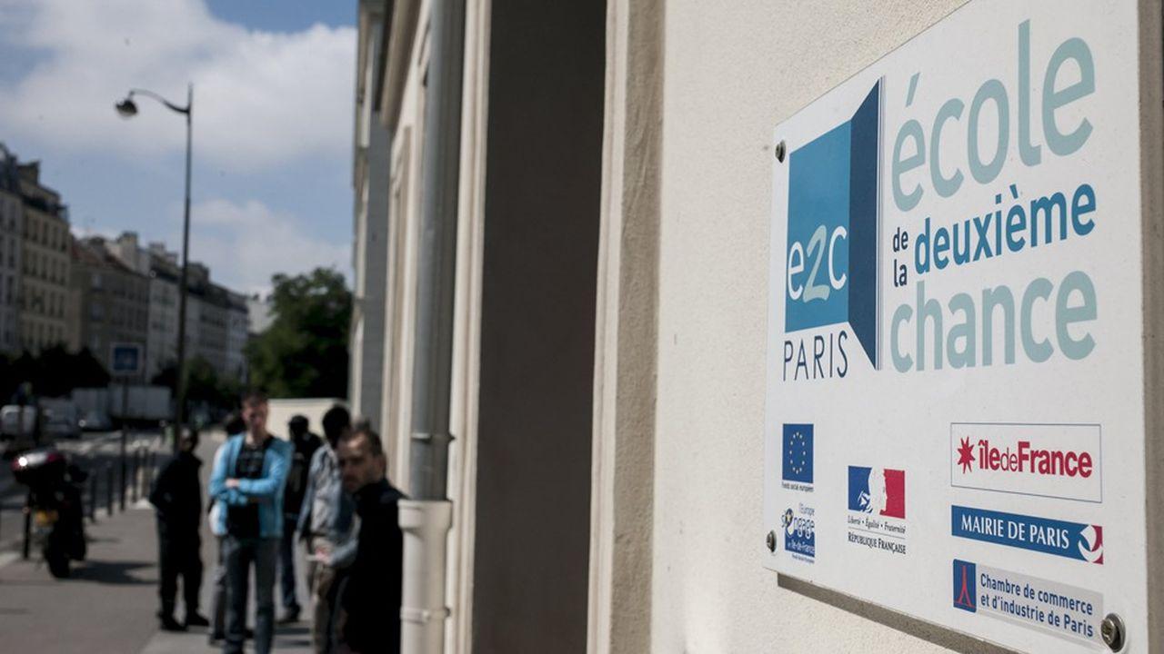 Le nombre de mineurs accueillis par les Ecoles de la deuxième chance, un réseau d'enseignement adapté aux décrocheurs, a bondi de 63 % en 2019 pour dépasser les 2.000.