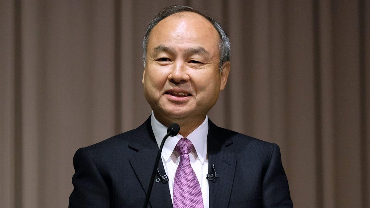 «Je vous promets que je vais commencer à être plus prudent et à écouter», a expliqué Masayoshi Son lors d'une réunion lundi soir à New York.