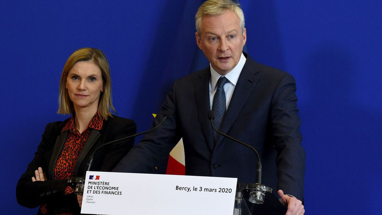 Pour le ministre de l'Economie, Bruno Le Maire, «notre responsabilité, c'est de permettre aux entreprises de passer le cap dans les meilleures conditions possible».