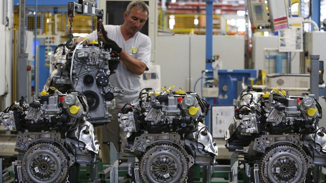 Dacia a notamment fondé son succès sur son usine de Pitesti, en Roumanie.
