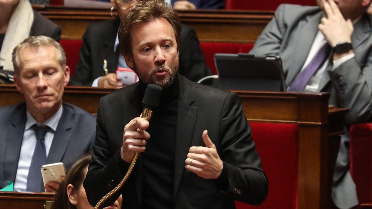 Boris Vallaud était le rapporteur du PS sur cette demande de commission d'enquête.