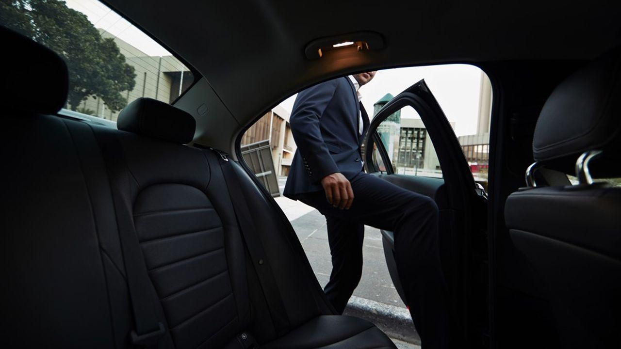 Uber est la principale plateforme de transport VTC.