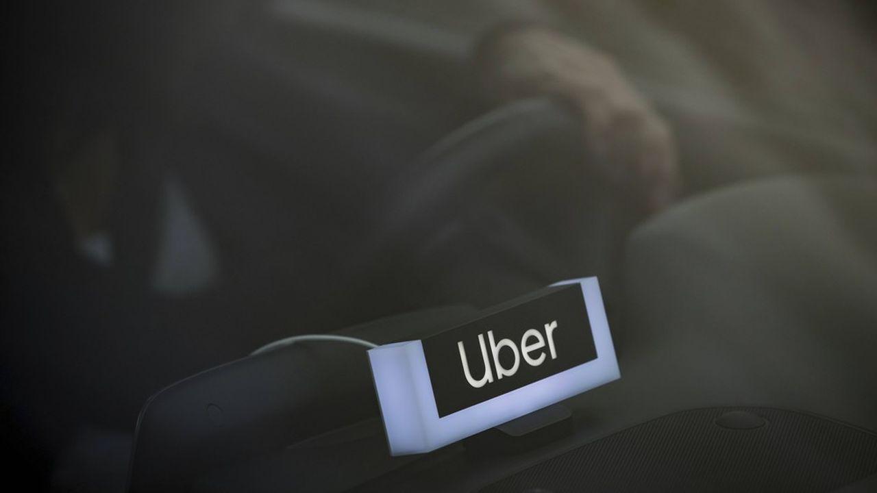 Le cas de Maximilien Petrovic, qui réclame un peu plus de 123.000euros à Uber au titre du rappel des heures légales et d'indemnités liées à du travail dissimulé, pourrait faire date.