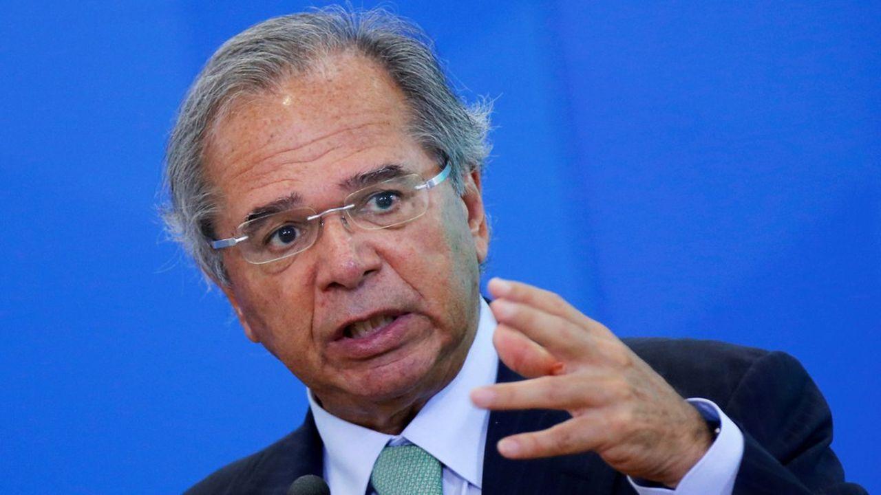 Le ministre de l'économie Paulo Guedes a promis une révolution libérale au Brésil.