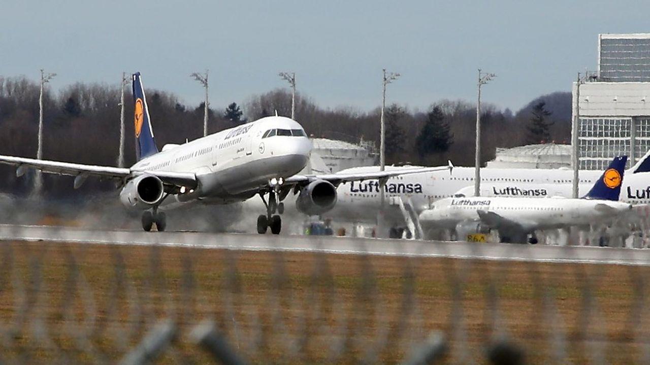 Le groupe Lufthansa est le numéro un du transport aérien en Europe, avec quatre marques et une flotte de 763 appareils.