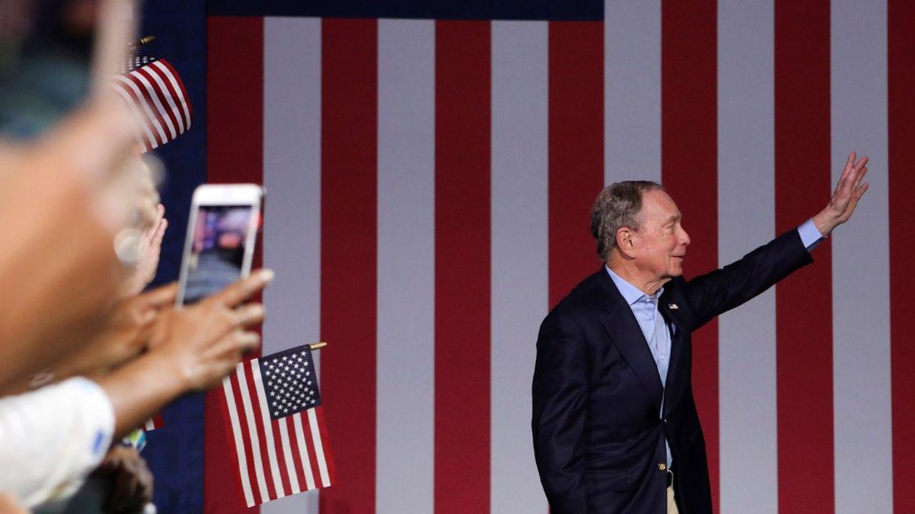 Les décomptes encore partiels donnaient 12délégués à Michael Bloomberg, ce mercredi matin, quand Joe Biden en a amassé plus de 400 et Bernie Sanders, 340.