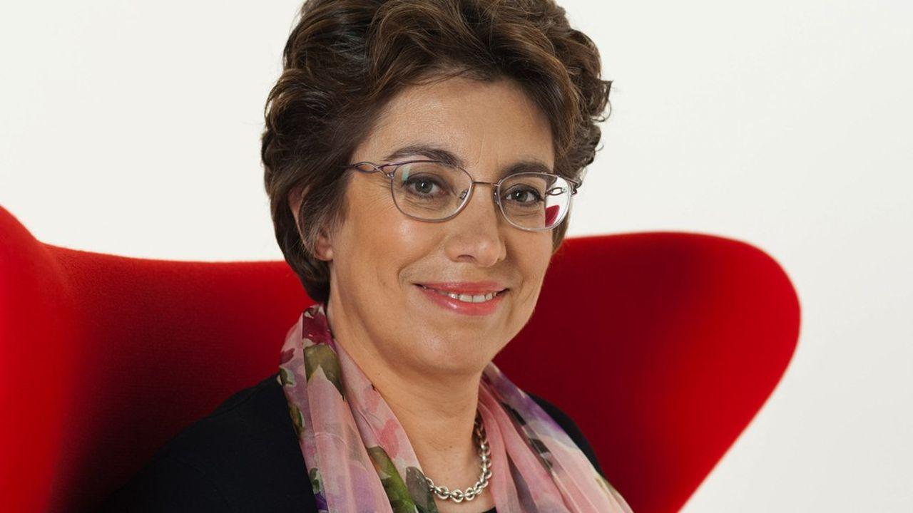 Marianne Laigneau préside le directoire d'Enedis depuis le 9février.