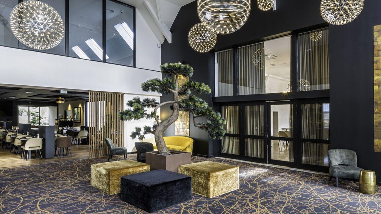 Ouvert en juillet2019, le Sure Hotel de Fresnes-lès-Montauban, près d'Arras (62), illustrel'élargissement du positionnement de l'ex-Best Western France. Si la société coopérative s'ancre dans l'hôtellerie économique, elle monte aussi en gamme avec d'autres marques récentes.