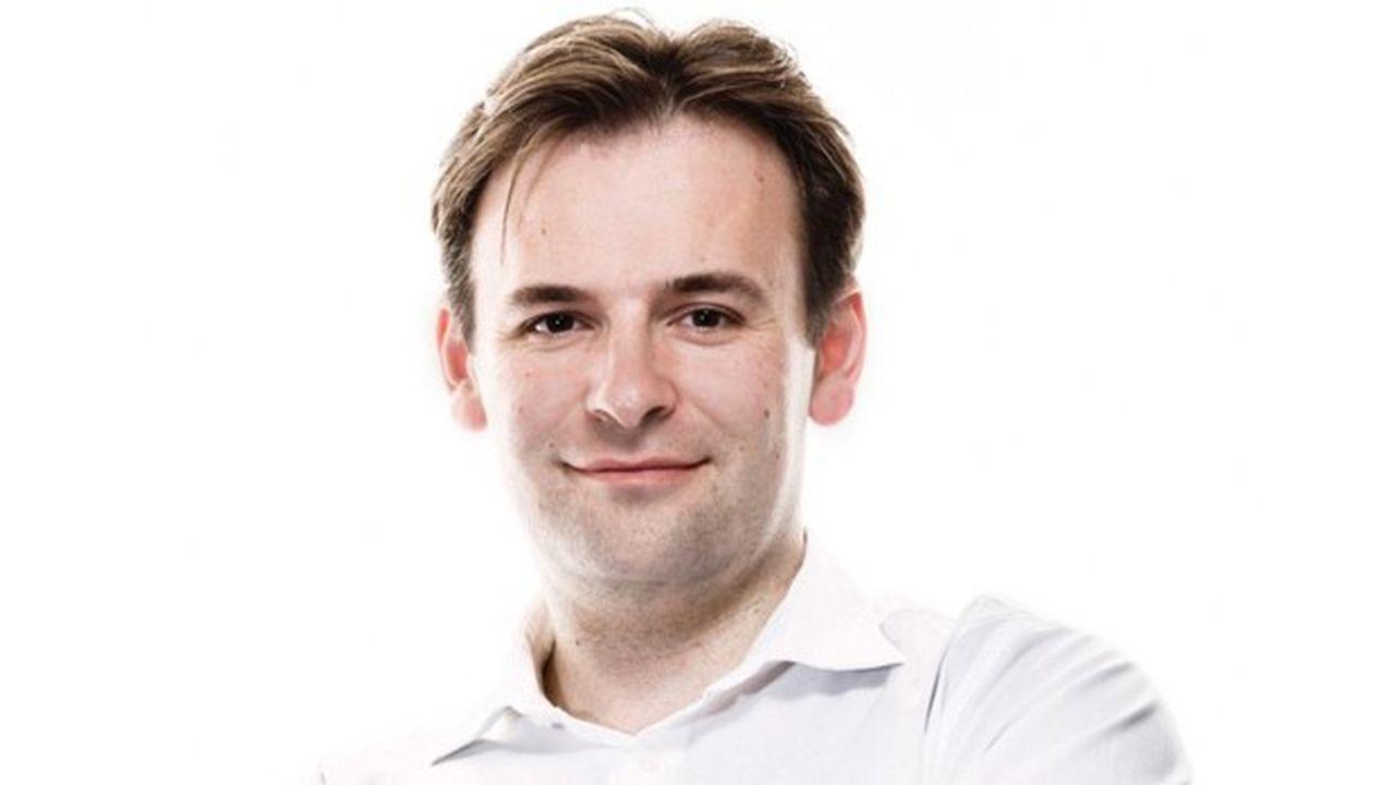 François Joseph Viallon, cofondateur et directeur général de StarDust.