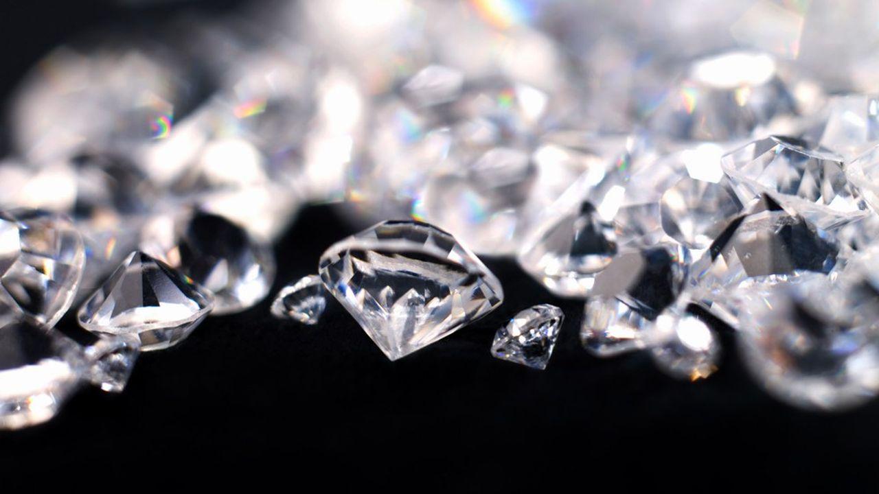 La Chine et Hong Kong représentent 14% de la demande globale de diamants.