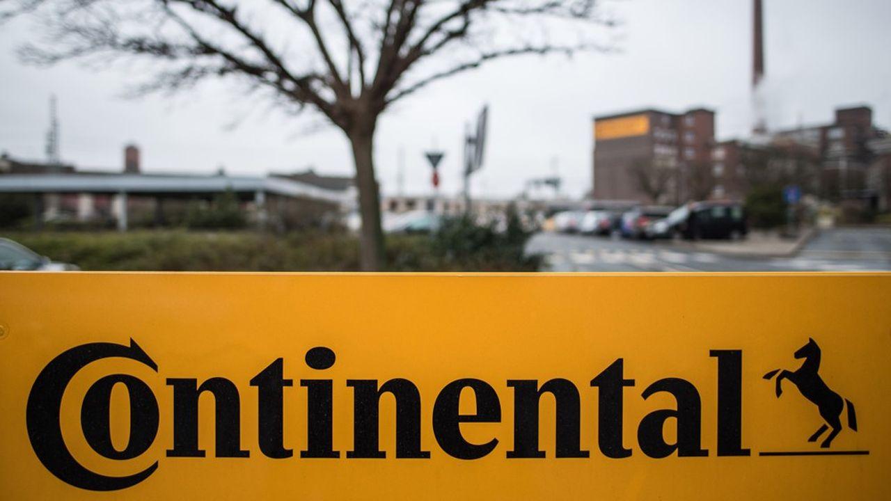 «L'industrie automobile connaît l'une de ses plus fortes tempêtes», a constaté le patron de Continental, Elmar Degenhart.