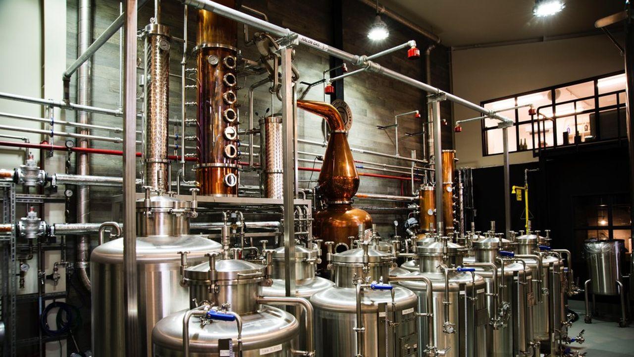 Pernod Ricard a pris une participation «significative» dans le gin japonais haut de gamme artisanal KI NO BI lancé en 2014. L'objectif pour les fondateurs est de bâtir une nouvelle distillerie dans la région de Kyoto, afin de «faire face à la demande»
