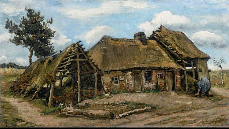 La Hammer gallery de New York propose un petit paysage de Vincent van Gogh daté de son passage à Paris en 1886, lorsqu'il commence à éclaircir sa palette et découvre les impressionnistes et post-impressionnistes. Il est à vendre pour un peu plus de 10millions de dollars.