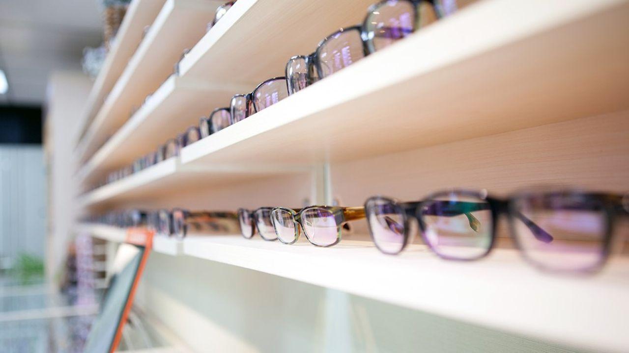 Le chiffre d'affaires du lunetier a progressé de 4,4% sur l'ensemble de l'année à 17,39milliards d'euros.